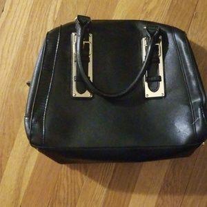 Aldo bowler shape bag
